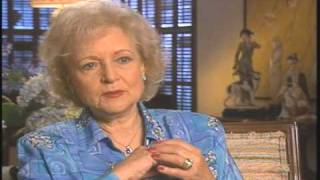Betty White on Allen Ludden - EMMYTVLEGENDS.ORG