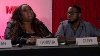 Marriage Boot Camp Reality Stars: Tanisha Handles the Press