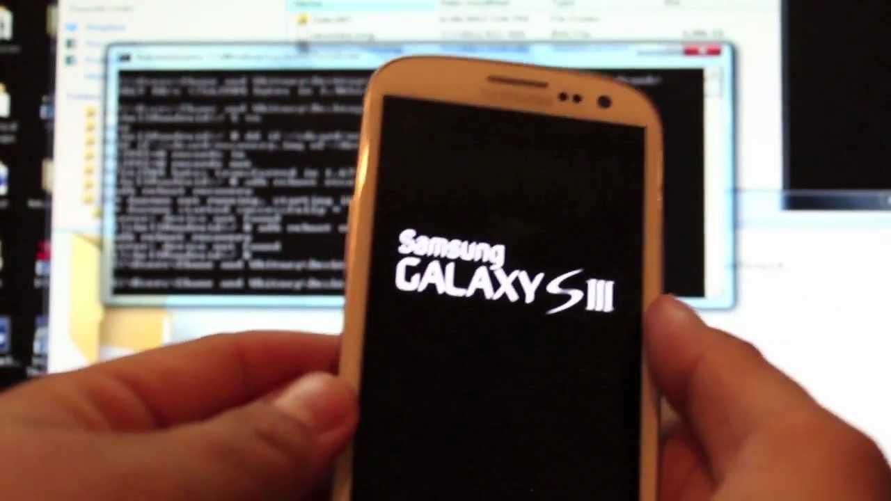 Verizon Samsung Galaxy S III Root and Install Custom Recovery EASY w
