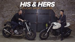 His Hers Ducati Sport Classic Ducati GT1000