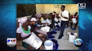 Apa potabila pentru Haiti