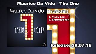 Maurice Da Vido - The One (Radio Edit)