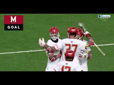 Michigan v #1 Maryland - 5.6.21 Full College Lacrosse Highlights