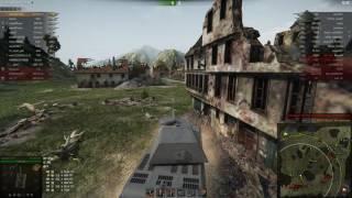 VK 100.01 (P), Топь, Стандартный бой