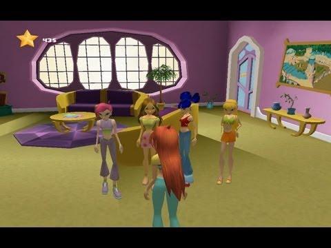 Прохождение Winx Club Часть 2 Школа Алфея