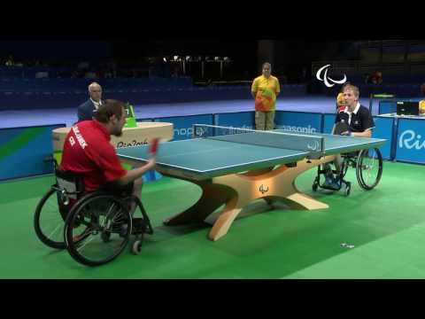 Day 6 evening | Table Tennis highlights | Rio 2016 Paralympic Games