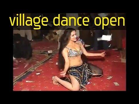Village  recording dance show programme