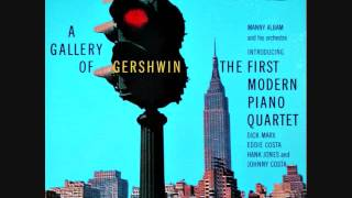 Manny Albam - Gallery of Gershwin (1958)  Full vinyl LP
