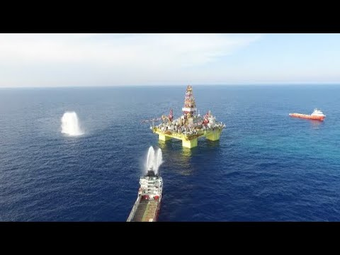 Operation Completed at First Exploitation Well of China's Major Deepwater Gas Field