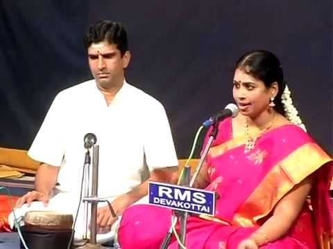 Devakottai Kandar Sasti Vizha Nithyashree Mahadevan Carnatic Music Recital Part 1 of 16