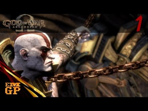 God of War: Ascension - Part 1 - Kill Megaera - First Hour of GamePlay Walkthrough + Commentary