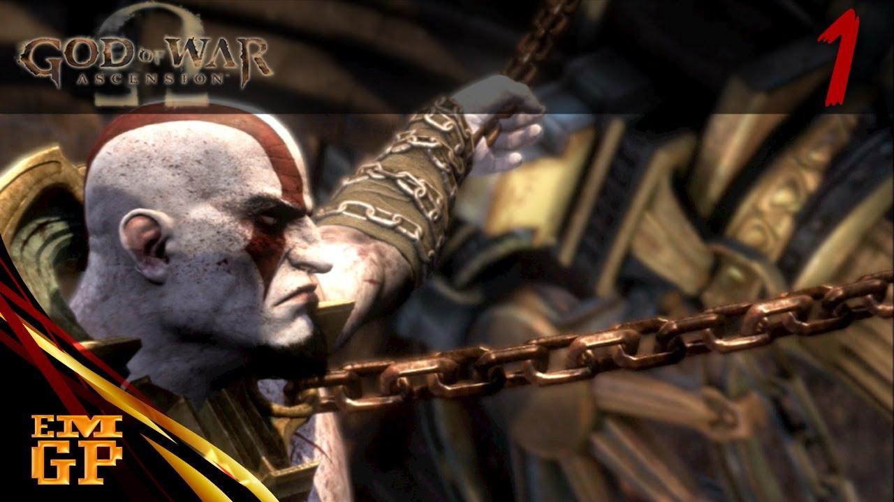 god of war ascension part 1 kill megaera first hour