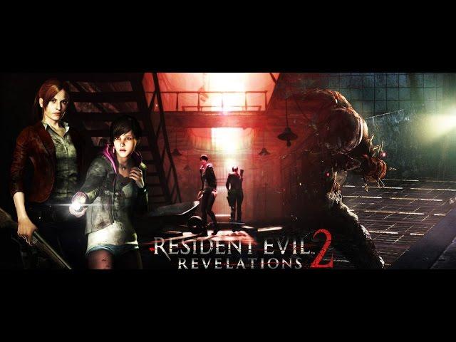Resident Evil Revelations 2 - Dark com medo de um Martelo - Gameplay