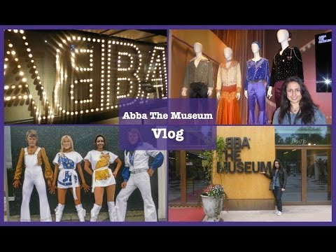 Abba The Museum - Vlog 2014