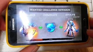demo hướng dẫn auto event game dungeon hunter 5