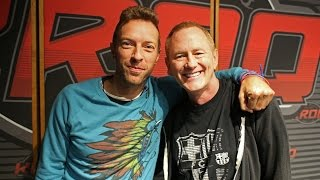 Kevin & Bean interview Chris Martin
