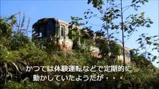 【ジャングル化した廃駅】 のと鉄道能登線廃線跡 2/2 (白丸~蛸島)