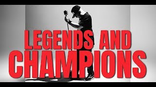 LEGENDS AND CHAMPIONS Feat. Billy Alsbrooks (Best Of The Best Motivational Video HD)