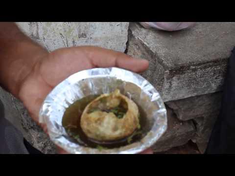 pani puri stall in bangalore