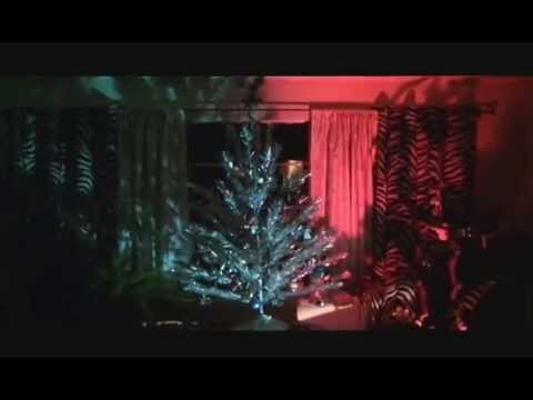 Vintage Aluminum Christmas Tree W Color Wheel Youtube