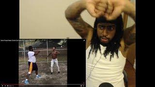 Baton Rouge Rapper Scotty Cain Fight Reaction