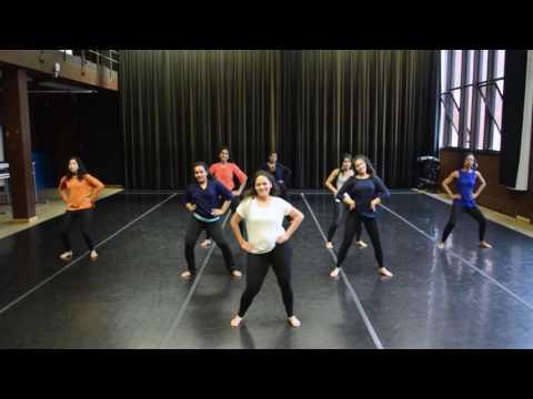 """UMBC Adaa"" Spring Rehearsal 2016"