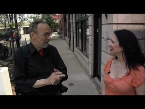 Photojournalist Charles Osgood on Fear No ART