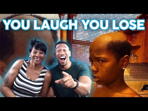 EXTREME TRY NOT TO LAUGH CHALLENGE!!! With My MOM