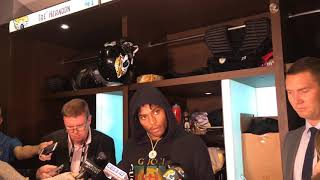 "Jalen Ramsey: ""We'll have some conversations. It could be whatever - contract extension or something"