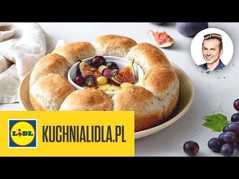 Chlebowy Wieniec Z Camembertem Karol Okrasa Kuchnia Lidla