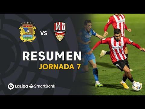 CF Fuenlabrada Logrones Goals And Highlights