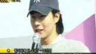 2007.10.14【ピンクリボン愛マラソン大会】YTN STAR NEWS
