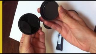 видео Красконаполненные печати и штампы