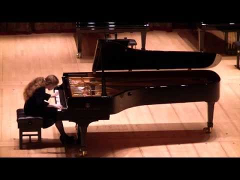 Liana Paniyeva Plays Franck, Bach And Weinberg. Live From Glasgow
