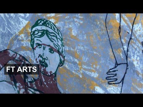 Vintage women take on the arts