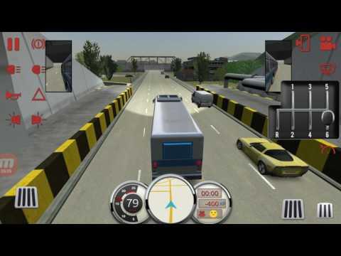 (real mode)Bus Simulator 17.free ride Rio De Janeiro industry