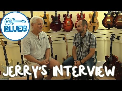 Jerry's Lefty Guitars - An Interview with Jerry