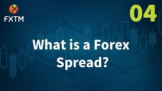 04 What Is Spread - FXTM Learn Forex in 60 Seconds