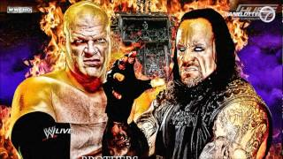 The Undertaker and Kane - Brothers of Destruction Theme (2009/2010)
