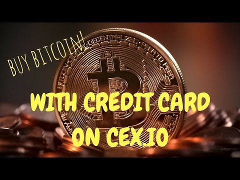 How to Buy Bitcoins with Credit Card If You Are Not a Resident of US/EU