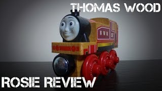 Thomas Wood Rosie Review: Better In Red!