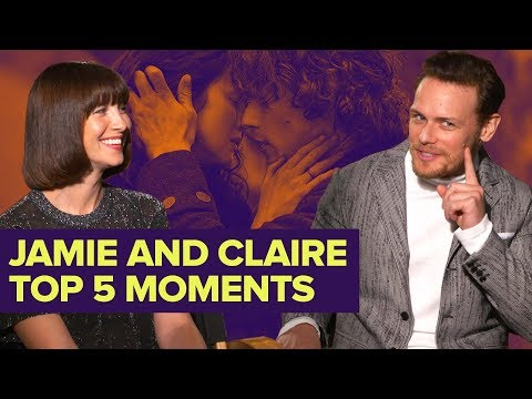 Outlander Boss Addresses Jamie and Claire's Sex Drought