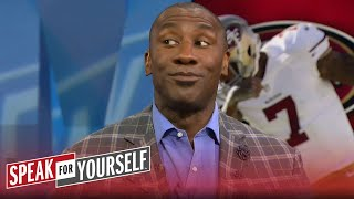 Whitlock 1-on-1: Shannon Sharpe continues discussion on Colin Kaepernick | SPEAK FOR YOURSELF