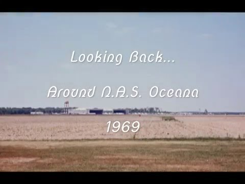 Looking Back...N A S  Oceana