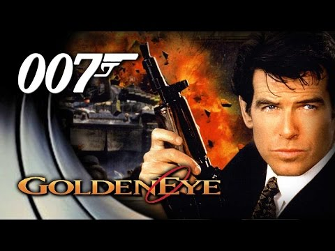 GoldenEye (1995) Review