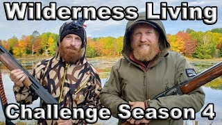 Wilderness Living Challenge season 4  Fowler and The Wooded Beardsman