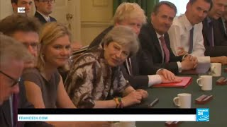 UK government in talks with DUP