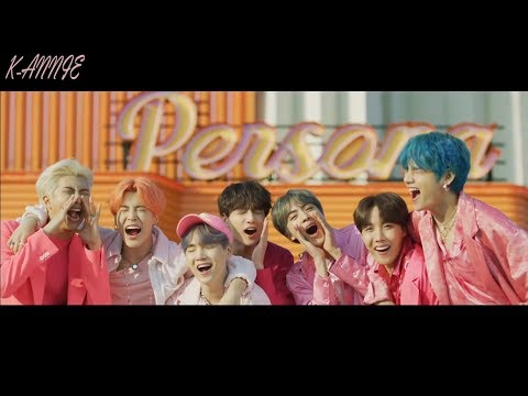 [RUS SUB] BTS - Boy With Luv |feat Halsey| (рус.саб)