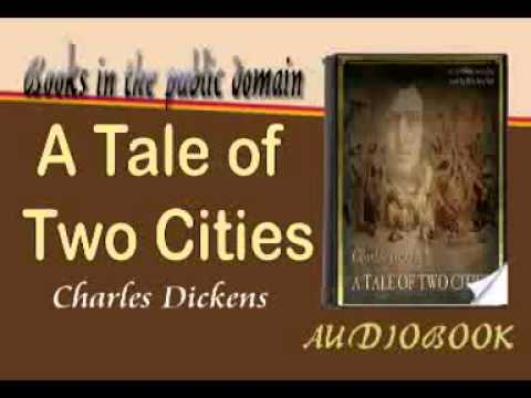 A Tale of Two Cities Charles DICKENS Audiobook