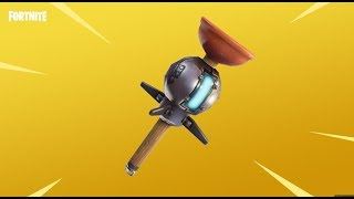 FORTNITE BATTLE ROYALE new clinger grenade (PS4/XBOX1/PC)